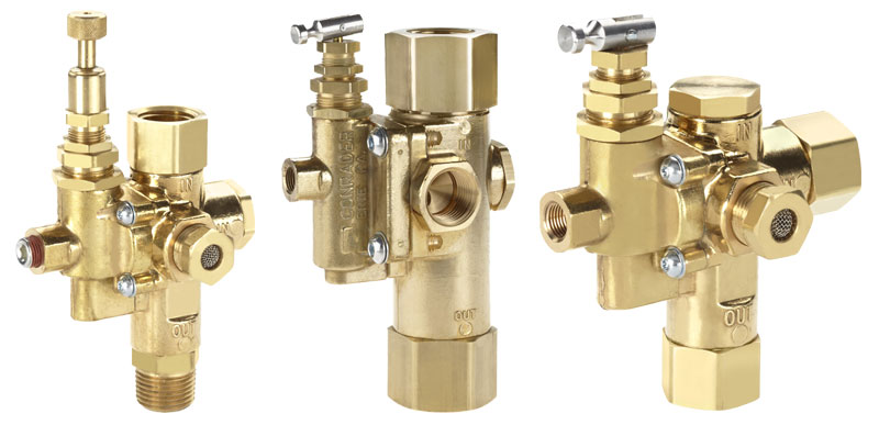 Piloted Unloader Check Valves